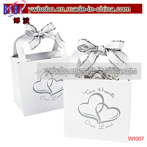 Wedding Favor Gift Baskets Wedding Party Candy Gift Box W1007
