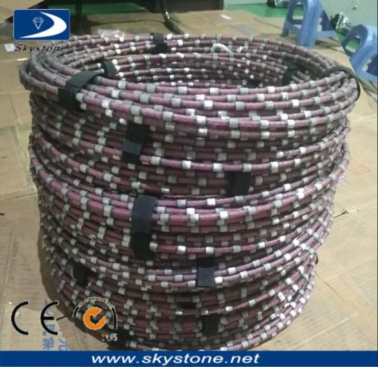 Diamond Wire Saw for The Mono Machine pictures & photos