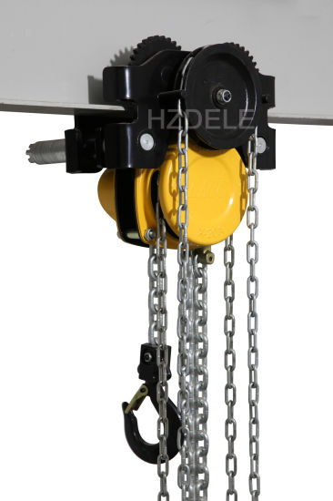 Ytg Small Lifting 1ton Overhead Crane with Trolley pictures & photos