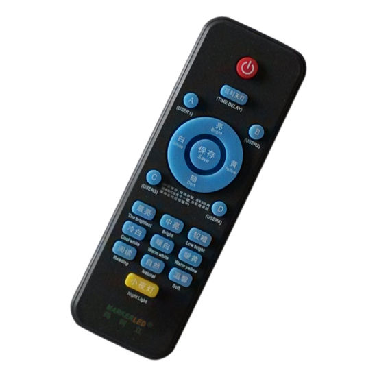 21 Rubber Keys Remote Control for TV Box (LPI-R21C) pictures & photos