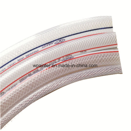 High Pressure Resin Hose with Two Layer Braided pictures & photos