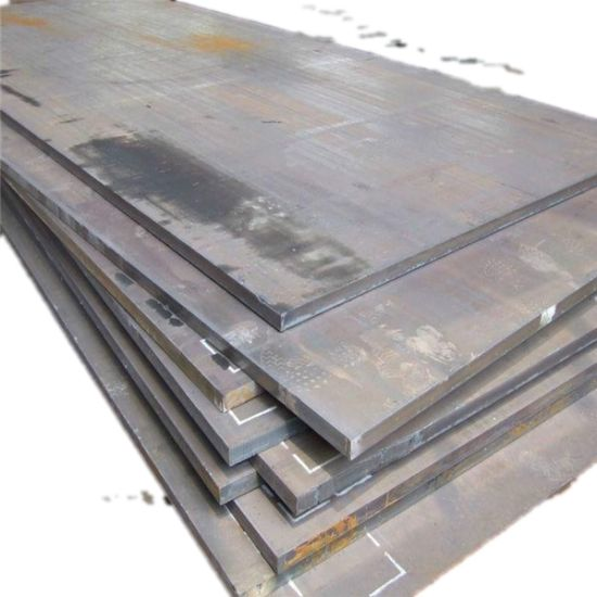 Steel Material Shipbuilding Used Mild Steel Ms Plate Ah36