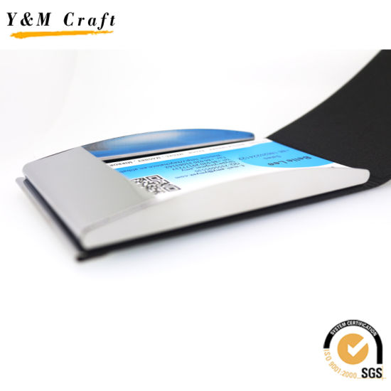 China arc shaped aluminum business card holder elegant name card arc shaped aluminum business card holder elegant name card holder colourmoves