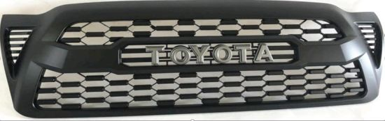 Grille for Toyota Tacoma 2005 - 2011, Stock in Ca
