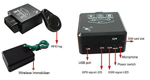 3G OBD Car Navigation with OBD2 Data (TK228-KW) pictures & photos