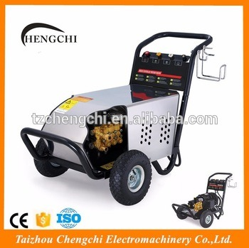 Hot Sale Copper Cold Water Electric High Pressure Washer with 7.5kw Motor