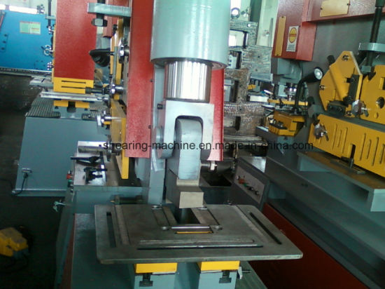 Q35y-20 Angle Iron Bending Cutting Notching Machine pictures & photos