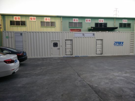 1800 Kw/2250 kVA Container Diesel Generator Set with Perkins Engine pictures & photos