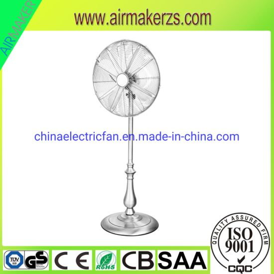 16'' Home Cooling Floor Stand Fan Electric Cooler Fan Gift