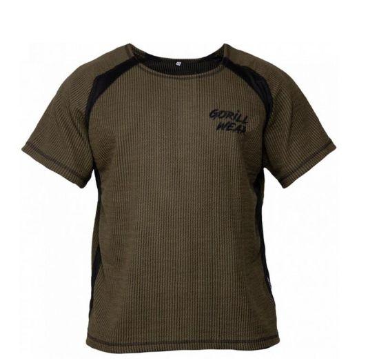 Customized Print Logo 100% Cotton T Shirt Men Custom Dry Fit Gym Wear