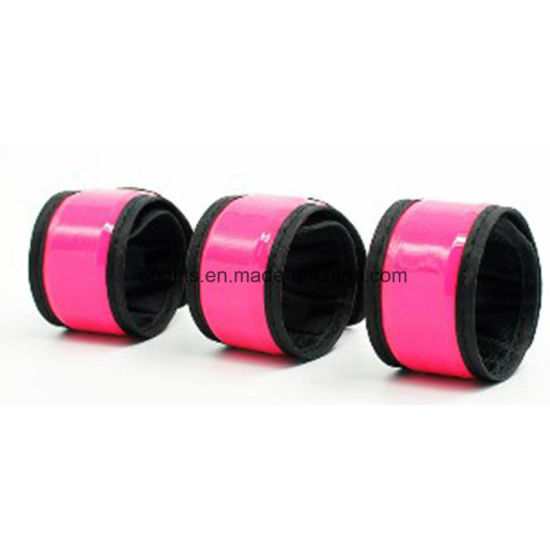 Customized Sports Reflective Light LED Armband, Flashing Armband pictures & photos