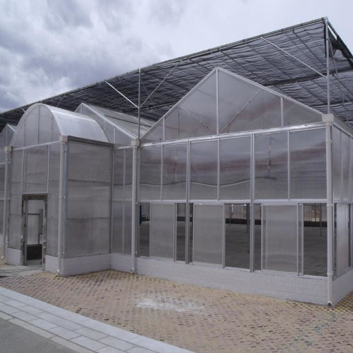 PC Sheet / Polycarbonate Greenhouse for Flower Growing pictures & photos