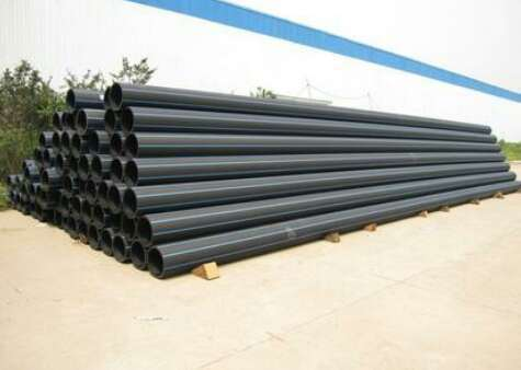 PE Water Pipe Plastic Large Diameter Tube Polyethylene HDPE Pipe with ISO Quality pictures & photos