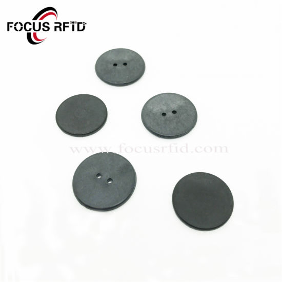 Wholesale RFID Laundry Tag Button RFID Labels NFC Card for Apparel Laundry  Management