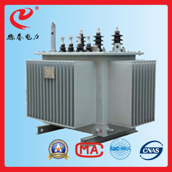 Low Noise Oil-Immersed 10kv Electric Transformer/Electrical Transformer pictures & photos