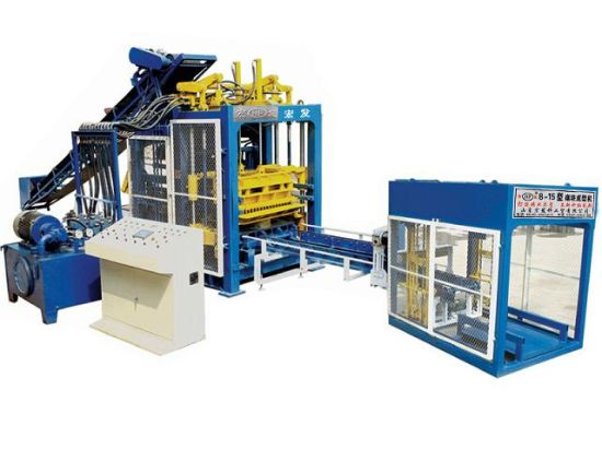 Hydraulic Block Making Machine for Egypt Engineering Construction pictures & photos