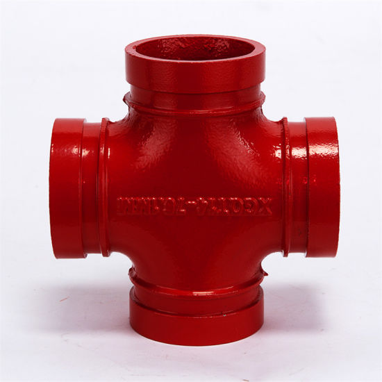 Grooved Coupling for Fire Piping System with FM, UL/Ulc, Ce pictures & photos