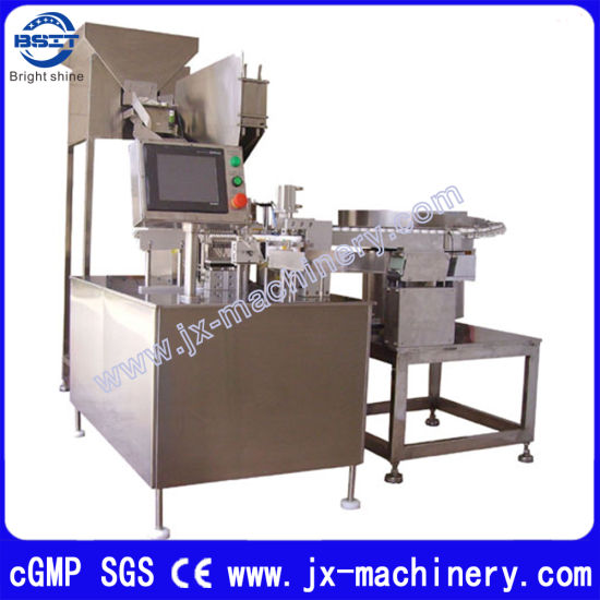 220V High Quality Effervescent Tablet Counting Packing Machine (BSP-40) pictures & photos