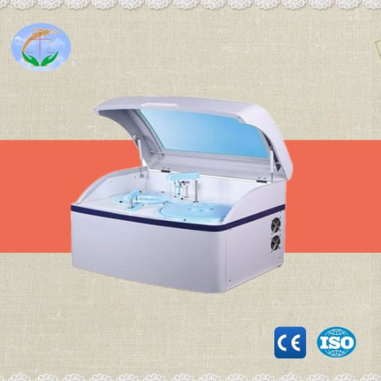 Ce Approval Biochemistry Analyzer Machine for Uses pictures & photos