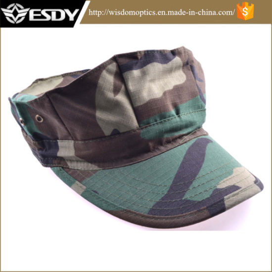 e3586b7cdd38b China Woodland Camo Tactical Hunting Outdoor Unisex Cap - China ...