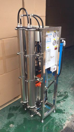 500lph RO System with Mini Design and Competitive Price