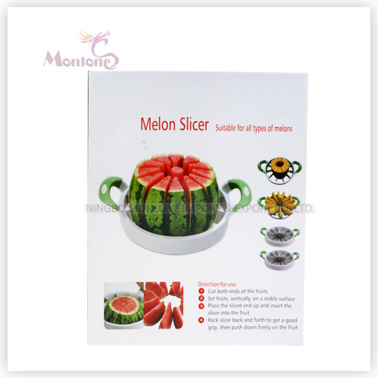 China 700g fruit tools cutter watermelon slicer with stainless