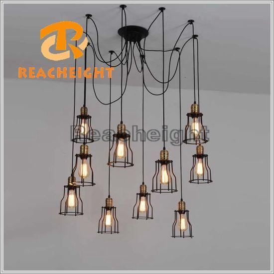 European Style Lamps Light Bulb Living Room Lights