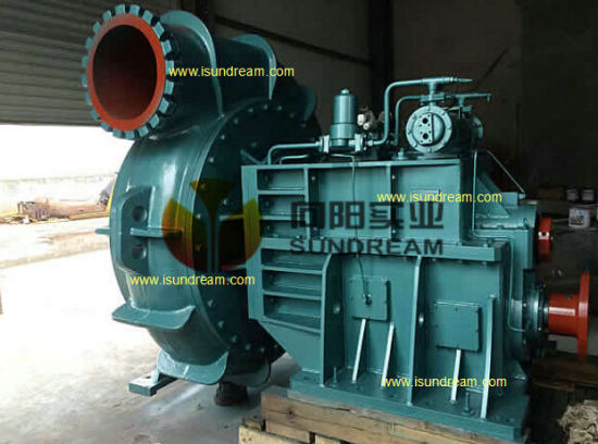 24X24 Heavy Duty Dredger Pump with 3500HP & 2500HP Electric Motor