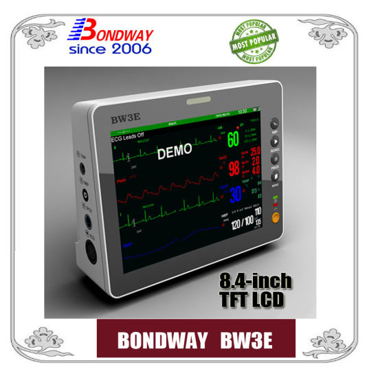 Best Price ICU, Ambulance, Emergency Room, Surgical Multiparameter Medical Patient Monitor