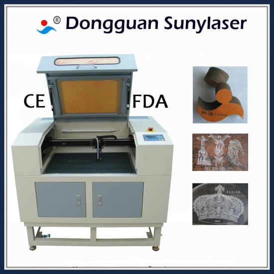 Low Cost Laser Engraving Machine for Acrylic with CE FDA