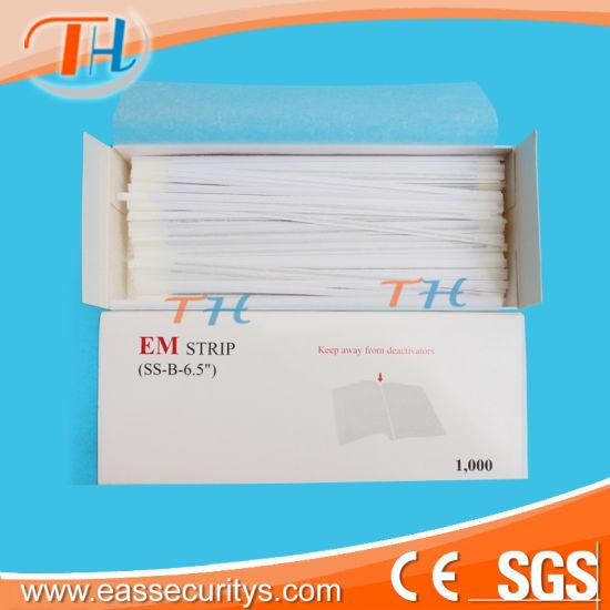6.5'' Single Side Em Deactivable Security Label