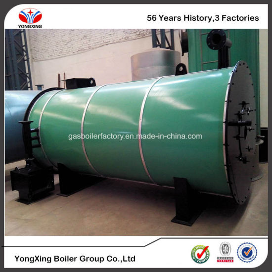 China Horizontal and Industrial Natural Gas Fired Thermal Oil Heater ...