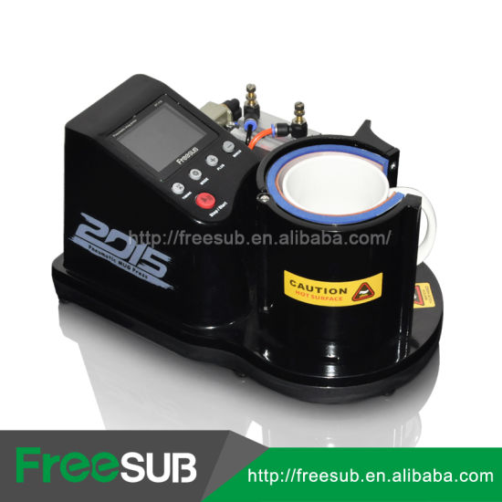Freesub New Sublimation Pneumatic Mug Heat Transfer Machine (ST110)