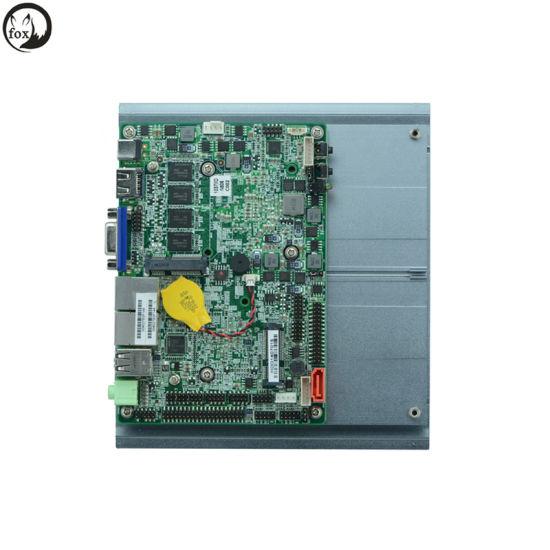 "Epic-N80 - 3.5 "" 1037u Mini PC Computer Mainboard, 12V Fanless Computer Motherboard"