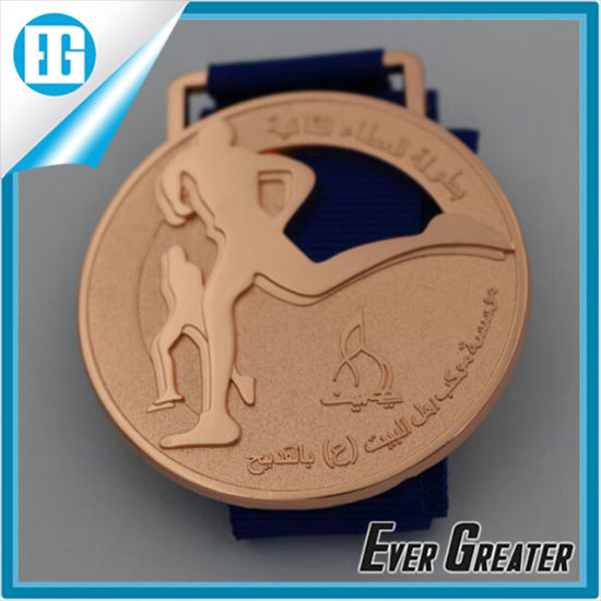 Custom Olympic Running, Football and Other International Competition Medals pictures & photos