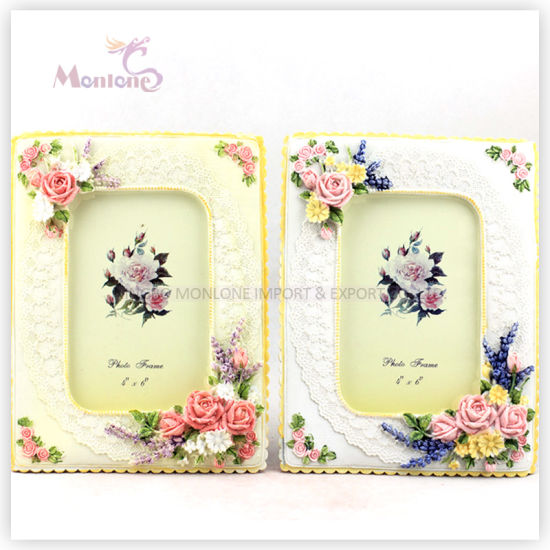 China Wall Decoration Funia Funny Resin Love Photo Picture