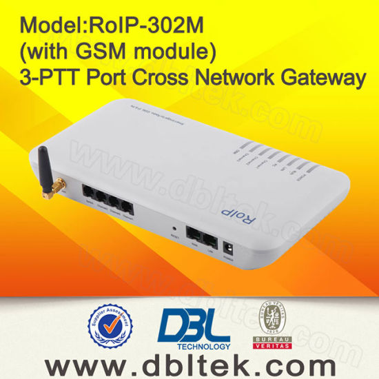 Radio Repeater, Cross Network Gateway RoIP-302m pictures & photos
