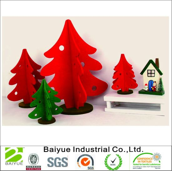 2018 New Christmas Decoration Felt DIY Felt Made in China