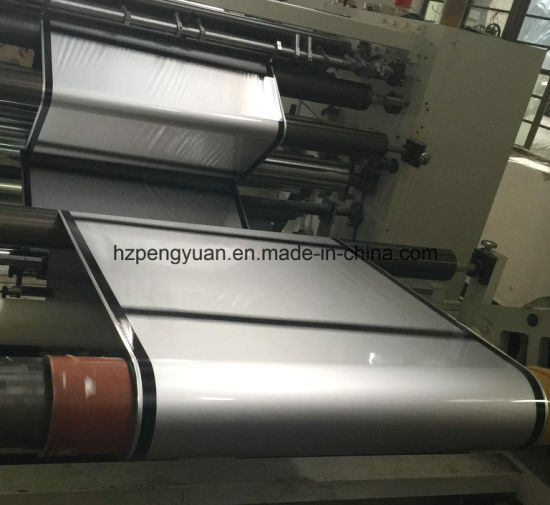 Alu PE Laminated Film for Anti-Static Electronic Packaging pictures & photos