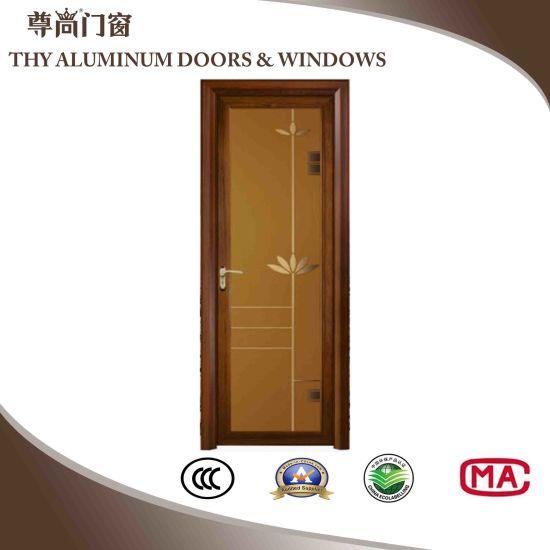 China Interior Door From 1 Panel To 8 Panels Designs China