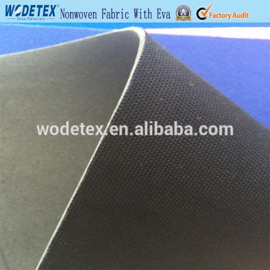 Popular Wodetex Nonwoven Nylon Cambrelle Fabric Laminated with EVA