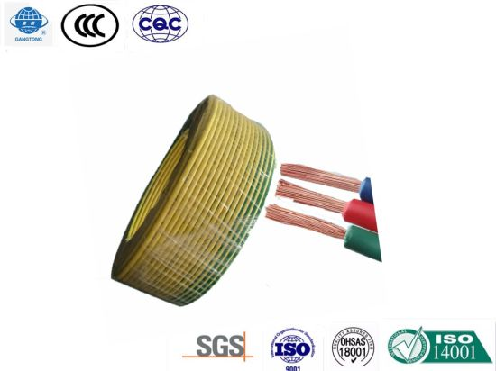 PVC Insulated House Used Copper Electrical Wire