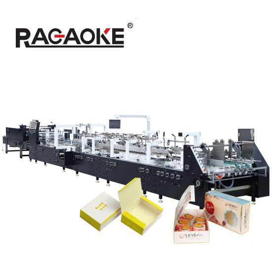 Duplex Box Carton Making Machinery