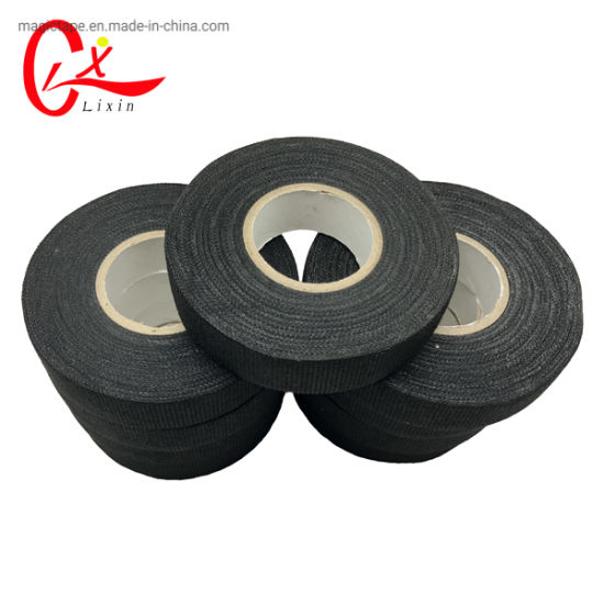 Cloth Fabric Cotton Tape Black Wiring Harness Electric Cable Harness on