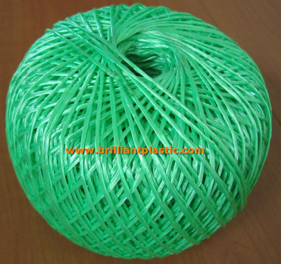 PP Baler Twine Packing Rope Thread pictures & photos