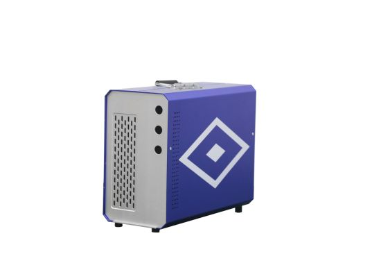Jpt 20W Fiber Laser Marking Cabinet with Good Price