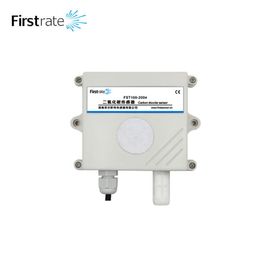 FST100-2004 Cheap 24V DC RS485 4 20mA Carbon Dioxide Monitor CO2 Gas Sensor pictures & photos
