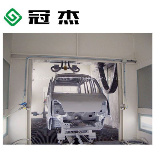 Auto Spray Painting Production Line pictures & photos