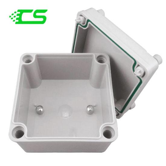 Factory Price Standard Sizes Electrical Plastic IP68 Waterproof Junction Box