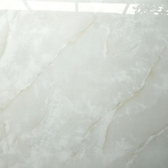 Floor Glossy White Tile Texture